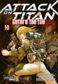 Attack on Titan: Before the Fall - Bd.10: Kindle Edition