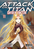 Attack on Titan: Before the Fall - Bd.11: Kindle Edition