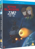 Star Blazers 2202 - Part 1/2 [Blu-ray]