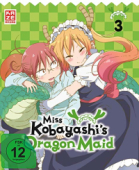Miss Kobayashi's Dragon Maid - Vol.3/3