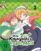 Miss Kobayashi's Dragon Maid - Vol.3/3 [Blu-ray]