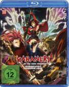 Kabaneri of the Iron Fortress - Movie 2: Loderndes Leben [Blu-ray]