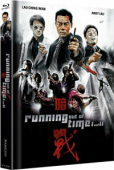 Running Out of Time I+II - Limited Mediabook Edition [Blu-ray]: Cover A