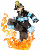 Fire Force - Figur: Shinra Kusakabe
