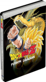 Dragon Ball Z - Movie 12+13: Fusion Reborn + Wrath of the Dragon - Steelbook