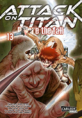 Attack on Titan: Before the Fall - Bd.13: Kindle Edition