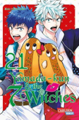 Yamada-kun & the 7 Witches - Bd.21: Kindle Edition