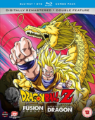 Dragon Ball Z - Movie 12+13: Fusion Reborn + Wrath of the Dragon [Blu-ray+DVD]
