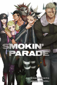Smokin' Parade - Bd.06: Kindle Edition