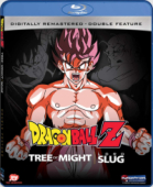 Dragon Ball Z - Movie 03+04: Tree of Light + Lord Slug [Blu-ray]