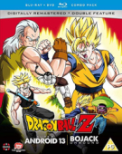 Dragon Ball Z - Movie 07+09: Super Android 13 + Bojack Unbound [Blu-ray+DVD]