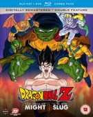 Dragon Ball Z - Movie 03+04: Tree of Light + Lord Slug [Blu-ray+DVD]