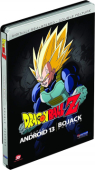 Dragon Ball Z - Movie 07+09: Super Android 13 + Bojack Unbound - Steelbook
