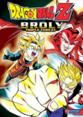 Dragon Ball Z - Movie 08+10+11: Broly, the Legendary Super Saiyan + Broly: Second Coming + Bio-Broly