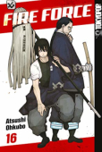 Fire Force - Bd.16: Kindle Edition