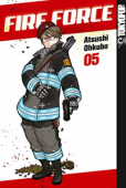 Fire Force - Bd.05: Kindle Edition