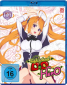 Highschool DxD Hero - Vol.4/4 [Blu-ray]
