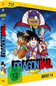 Dragonball - Movie 1–4 [Blu-ray]