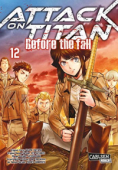 Attack on Titan: Before the Fall - Bd.12: Kindle Edition