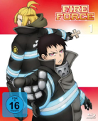 Fire Force - Vol.1/4 [Blu-ray]