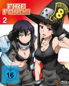 Fire Force - Vol.2/4 [Blu-ray]