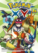 Pokémon: X und Y - Bd.06: Kindle Edition