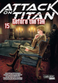 Attack on Titan: Before the Fall - Bd.15: Kindle Edition