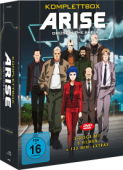 Ghost in the Shell: Arise - Gesamtausgabe