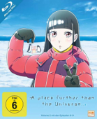 A place further than the Universe - Vol.2/3 [Blu-ray]