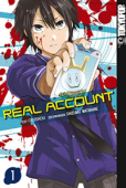 Real Account - Bd.01: Kindle Edition