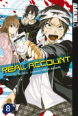 Real Account - Bd.08: Kindle Edition