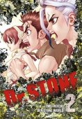 Dr. Stone - Bd.02: Kindle Edition
