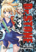 Dr. Stone - Bd.03: Kindle Edition