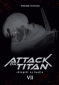 Attack on Titan: Deluxe Edition - Bd. 07
