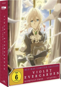 Violet Evergarden - Gesamtausgabe: Limited Edition [Blu-ray]