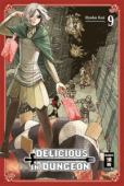 Delicious in Dungeon - Bd.09