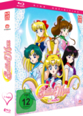 Sailor Moon: Staffel 1 - Gesamtausgabe [Blu-ray]