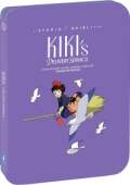 Kiki's Delivery Service - Limited Steelbook Edition [Blu-ray+DVD]