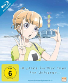 A Place Further than the Universe - Vol.3/3 [Blu-ray]