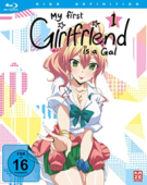 My First Girlfriend Is a Gal - Vol.1/2 [Blu-ray]