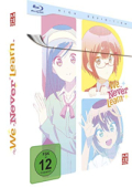 We Never Learn: Staffel 1 - Vol.1/3: Limited Edition [Blu-ray] + Sammelschuber