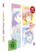 We Never Learn: Staffel 1 - Vol.1/3: Limited Edition + Sammelschuber