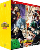 My Hero Academia: Staffel 3 - Vol. 1/5: Limited Edition [Blu-ray] + Sammelschuber