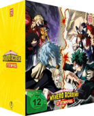My Hero Academia: Staffel 3 - Vol. 1/5: Limited Edition + Sammelschuber
