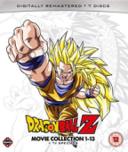Dragon Ball Z - Movie 01-13 + TV-Specials Collection [Blu-ray]