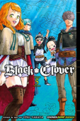 Black Clover - Vol.05: Kindle Edition