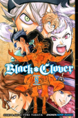 Black Clover - Vol.08: Kindle Edition
