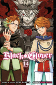 Black Clover - Vol.14: Kindle Edition