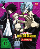 My Hero Academia: Staffel 3 - Vol. 2/5 [Blu-ray]