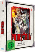 Fairy Tail - Box 10 [Blu-ray]